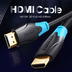Кабель Vention HDMI-HDMI, 5 m, v1.4 (AACBJ)